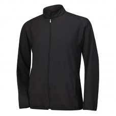 Solid Full Zip Golf Jacket
