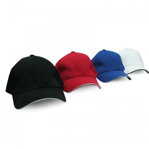 Cool Max Plain Cap with Silver Buckle