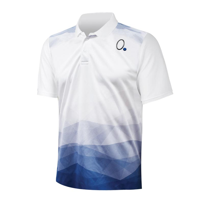 This Custom Polo Is The Perfect Blend Between Business Ready And