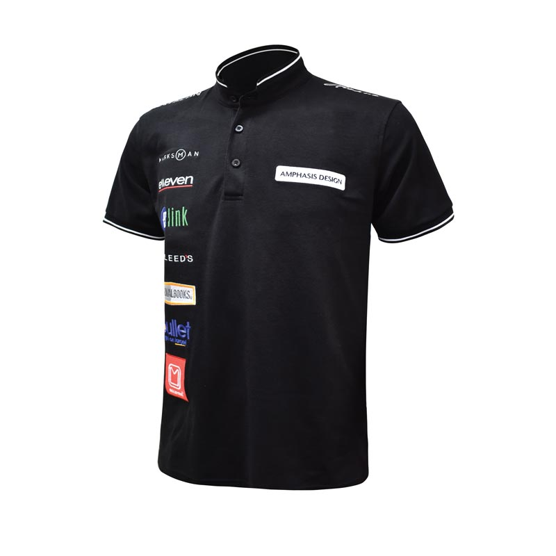 806d43ac5 custom polo. This custom polo is the perfect blend between business-ready  and ...