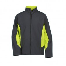 Colorblock Soft Shell Jacket