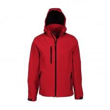 Hooded Bonded Soft Shell Jacket