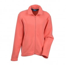 Coral Microfleece Jacket