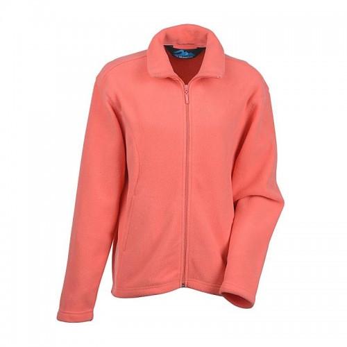 Coral Microfleece Jacket
