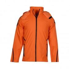 Jacket with Fleece Lining