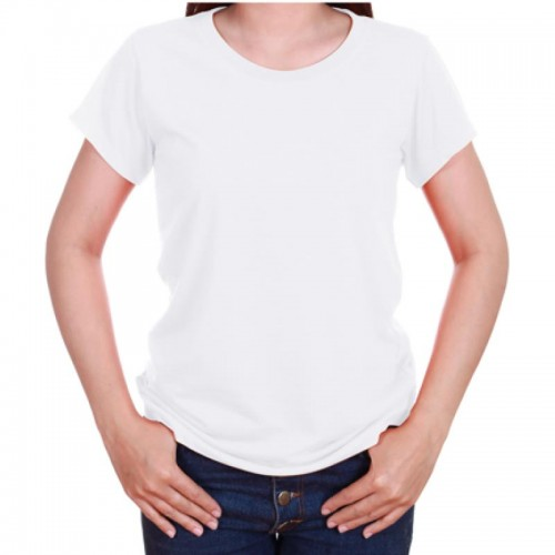 Supreme Ladies Round Neck Tee