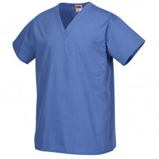 Reversible V-Neck Scrub Top Uniform