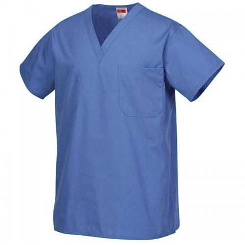 Reversible V-Neck Scrub Top Uniform