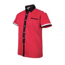 Stain Resistant Short Sleeve Twill Uniform