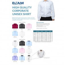 Corporate Long Sleeve Shirt
