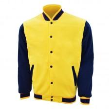 Fleece Sweatshirt Jacket