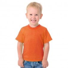Kids Size T-shirt - Orange