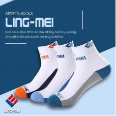 Ling-Mei Badminton Socks