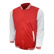 Microfiber Sweatshirt Jacket