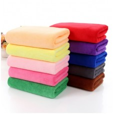 THICK MICROFIBER SPORT TOWEL