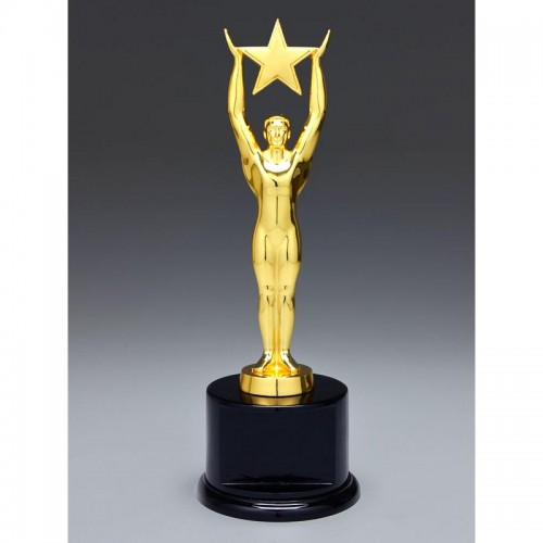 Metal Trophy (Gold)-AMRS-11