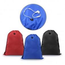 Gooddom Drawstring Bag with Ear Pieces Eyelet