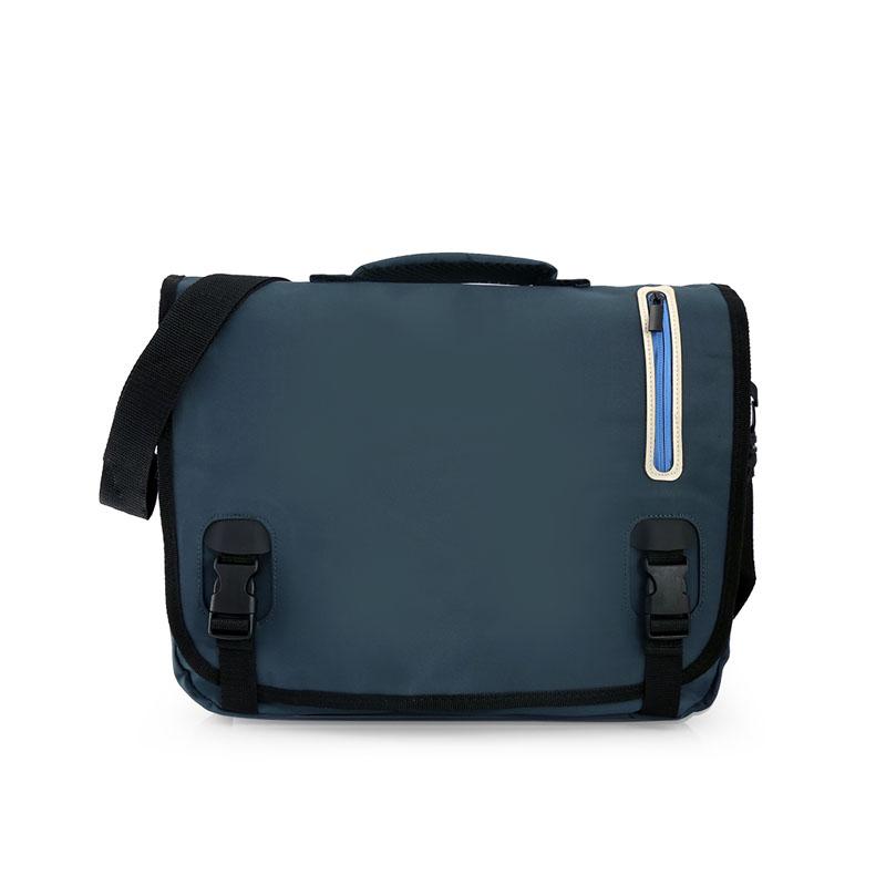 4d4c84aeaf Coloured Zip Messenger Bag