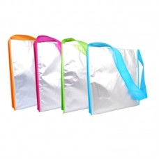 Laminated Aluminium Sling Bag