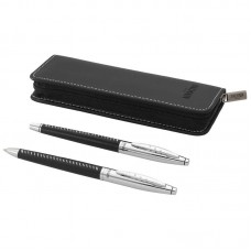 Balmain Ballpoint Pen Gift Set (Metal & Imitation Leather)