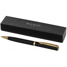 Balmain Hercule Lacquered Ballpoint Pen, Black (Metal)