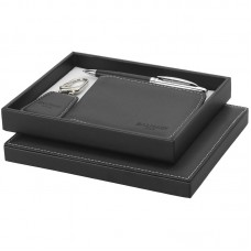 Balmain Ballpoint Pen Gift Set (Metal and Imitation Leather)