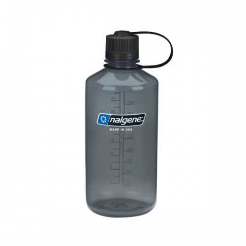 Nalgene 32oz Narrow Mouth Bottle - Gray