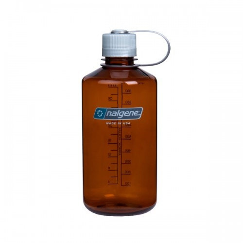 Nalgene 32oz Narrow Mouth Bottle - Rustic Orange