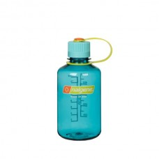 Nalgene 16oz Narrow Mouth Bottle - Cerulean