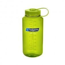 Nalgene 32oz Wide Mouth Bottle - Spring Green