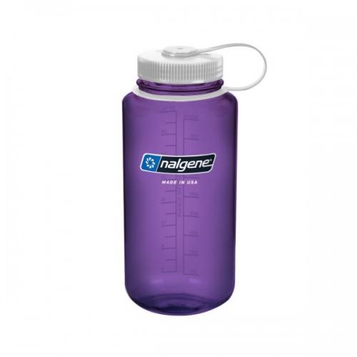 Nalgene 32oz Wide Mouth Bottle - Purple