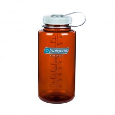 Nalgene 32oz Wide Mouth Bottle - Rustic Orange