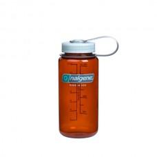 Nalgene 16oz Wide Mouth Bottle - Rustic Orange