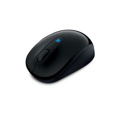 Microsoft Wireless Sculpt Mobile Mouse Black