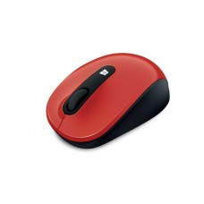 Microsoft Wireless Sculpt Mobile Mouse Flame Red