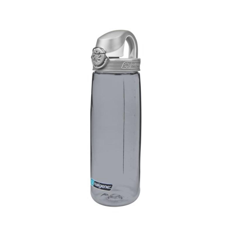Nalgene 24oz On The Fly Bottle Otf Smoke W Gray Cap