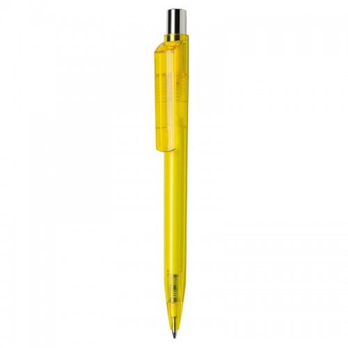Dot Series Plastic Pen - Yellow 52