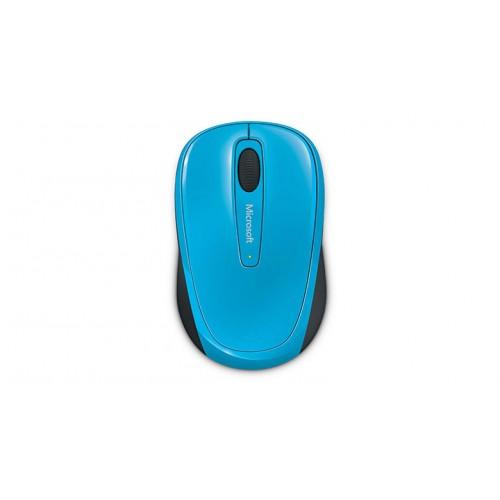 Microsoft Wireless Mobile Mouse 3500 Cyan Blue