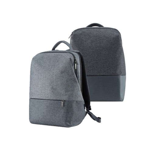 XiaoMi RunMi GOFUN Urban Simple Backpack Light Grey