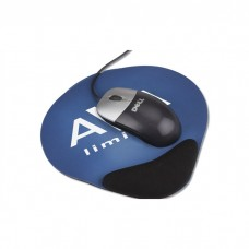 Sublimated Gel Combo Mouse Pad