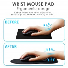 Silicone Gel Wrist Mouse Pad