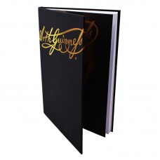 Customized Hard Cover Notebook