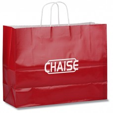 Customize Gloss Shopping Paper Bag