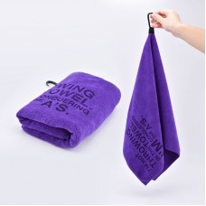Customized 100% Cotton Sport Towel