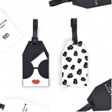 Customized 3D Pop Up Luggage Tag