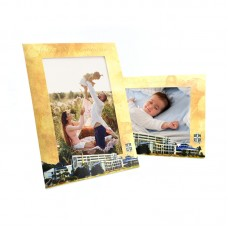 Customized Paper Photo Frames with Stand