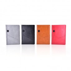 Hard Case PU Executive Notebook with Pen Slot