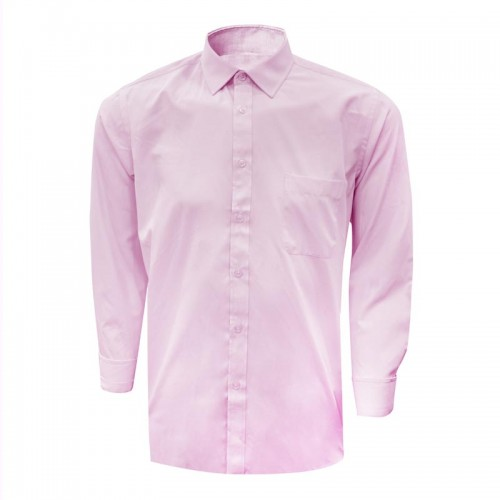 Long Sleeve Broadcloth Shirt