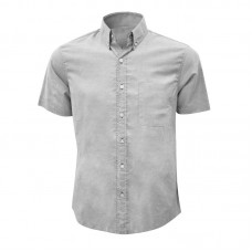 Willshire Twill Short Sleeve Dress Shirt