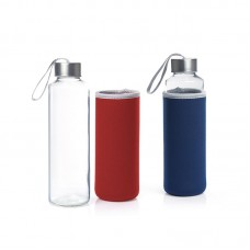 Ekaitz Glass Bottle With Neoprene